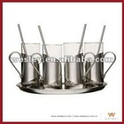 Irish coffee cup, stainless steel irish coffee cup