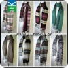 Men's Fashion Long Wool Scarf