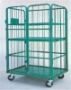 2012 new warehouse supermarket 4 sides roll cages