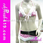 2012 Hot sale wholesale paypal accept sexy elephant costume sexy halloween costume