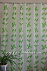 2012 new designed PEVA shower curtain