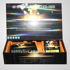 Packaging Boxes For HID Xenon Conversion Kit - Box 4S