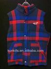 Men Casual Stripe Vest/Waistcoat