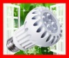 E27 LED 5W 390Lm 4pcs Epistar 45mil 1W LED