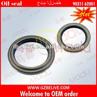 Auto oil seal for TOYOTA VOLKSWAGEN 90311-62001