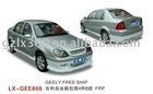 Geely Free Ship-B car firberglass body kits (4 pieces)