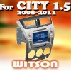 WITSON FOR HONDA CITY 1.5 dvd car player