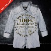 (# TG056SH ) 100% Cotton Lady Denim Shirts