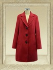 EM-02-red- women winter polyester fashion overcoat