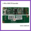 touch screen usb controller