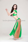 2012 newest design fashion beaded bellydance apparel,Belly dance clothing,Belly Dancing costumes suit (QC2053)