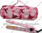 New arrival--hair straightener,camo collection flat Iron,Pure ceramic plate flat iron,hair Iron,retail box