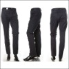 high quality factroy price black fancy pants classic style trousers man pants for men