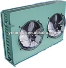 Evaporator for fruits, vegetable, fish