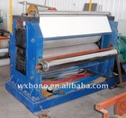 2 Rollers Metal Sheets(Aluminium sheets or steel sheets)Embossing Machine