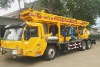 JBZ-350B water well drilling rig(with truck)