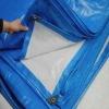 polyethylene tarpaulin fabric