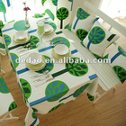 Fancy Kitchen Curtain Tablecloths For Decoration