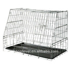 Dog cage for car transport