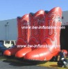 Inflatable product sharp