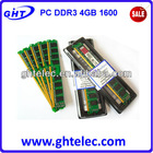 1333 1600 DDR3 ram 4gb in stock