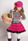 2010 newest design, crystal yarn mini petticoat (tutu) TT-88