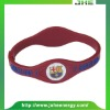 Hot sales silicone energy bracelet for health care