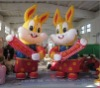 funny inflatables with logo customized