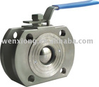 flange ball valve (flange valve,ball valve )