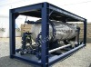 ASME / API 650 pressure vessel shell and tube steam heat exchanger