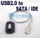 USB 2.0 to SATA / IDE Cable