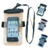 Tteoobl T-9B Mobile Phone Waterproof bag 20m PVC non-toxic environmentally waterproof case for iphone 4 /4S