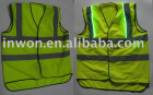 Flash reflective vest
