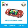 Wholesale hand held 8 bit pvp games player 3.0-Inch Wide screen Portable ,video games