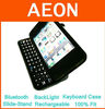 for iphone 5 bluetooth Keyboard case ,retail box