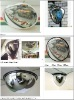 eas durable and beautiful anti-theft convex mirror for security