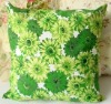100% polyester transfer printed cushion