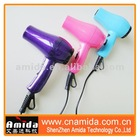 New Style Foldable Mini Travel Hair Dryer With Colorful