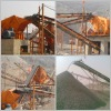 quarry and mine environmental sand conveyor system