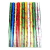 70CM*3M/roll 4 clors LWC Wrapping Paper