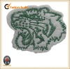 animal chenille patches