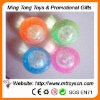 5cm hot sale glaring with light flashing bouncy balls