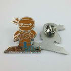 B494 cartoon characters hard enamel lapel pin