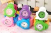 various fashion quartz silicone slap watch with animal