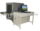 Manufactuer X-ray baggage scanning machine