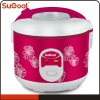 Red Deluxe Rice Cooker national electric cooker