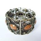 BR82412C Jingmei 2012 Wholesale Vintage Style Women Popular Enamel Bracelets