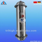 1.2t/h tap water filter without electricity has self-cleaning function used to remove 99.9% colloid sedment rust etc.
