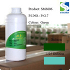 pigment green 7 water paste for paint