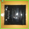 clear pvc hook bag for clothes(European standard and direct factory)